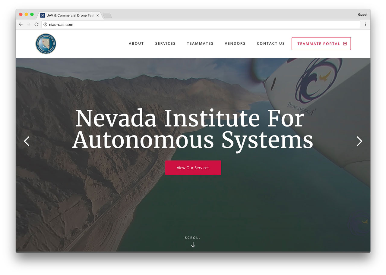 Nevada Institute For Autonomous Systems