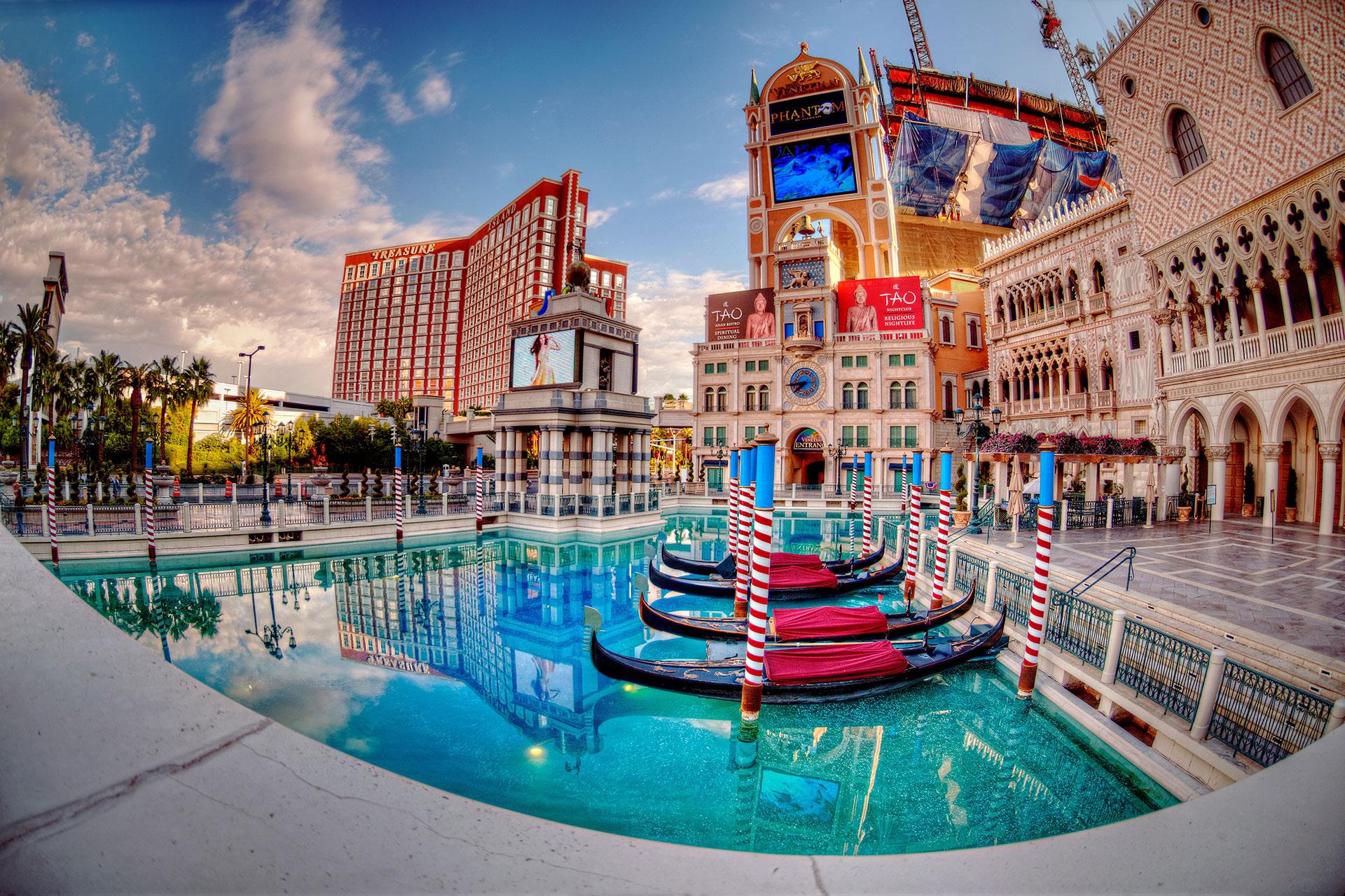 Las Vegas' Venetian Hotel