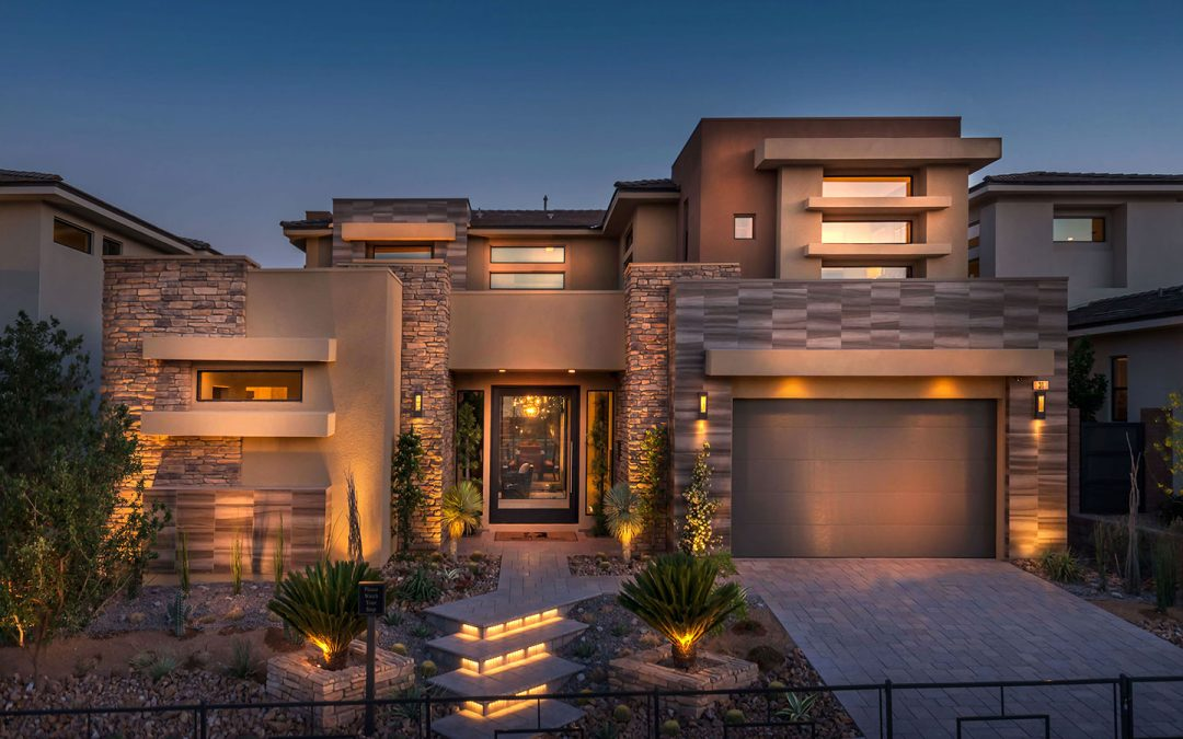 The Grand Collection Plan by William Lyon Homes